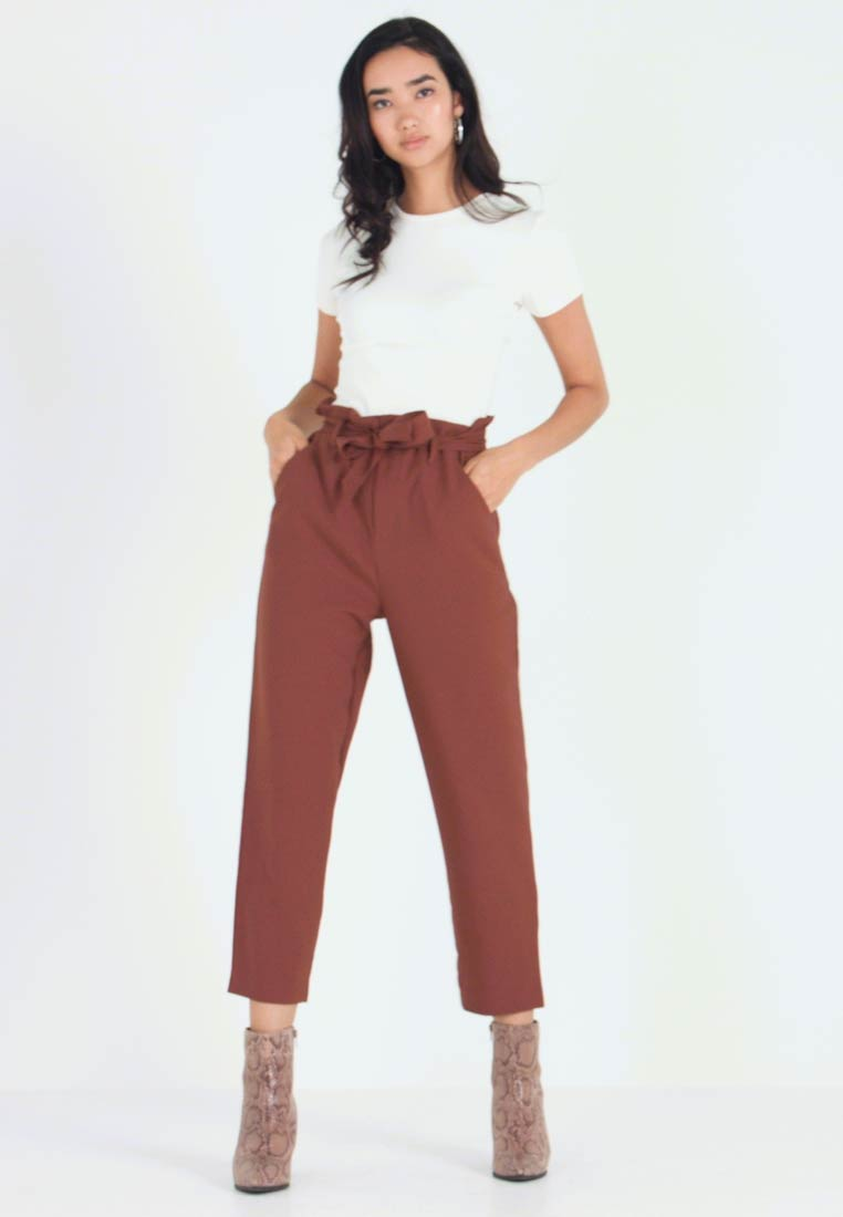 ONLY - ONLALLY PANT - Broek - cappuccino - 1