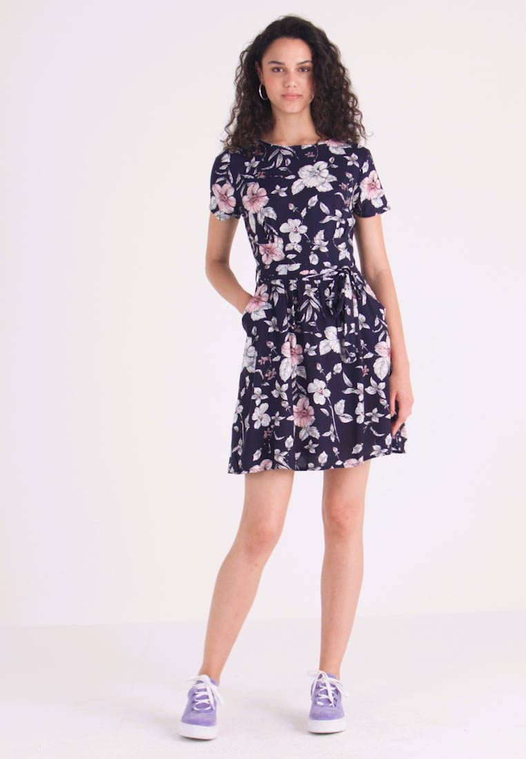 ONLY - ONLSALLY DRESS - Day dress - night sky - 1