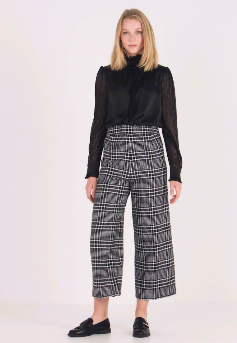 one more story - TROUSER - Trousers - black - 1