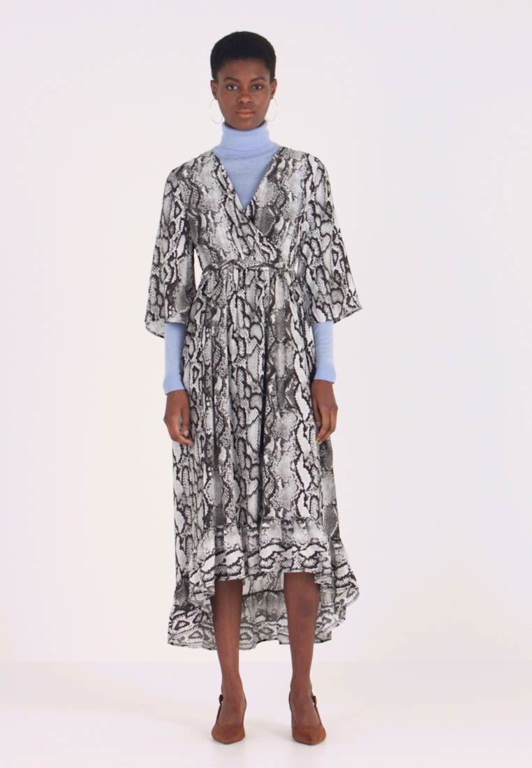 one more story - DRESS - Maxi dress - offwhite/multi color - 1
