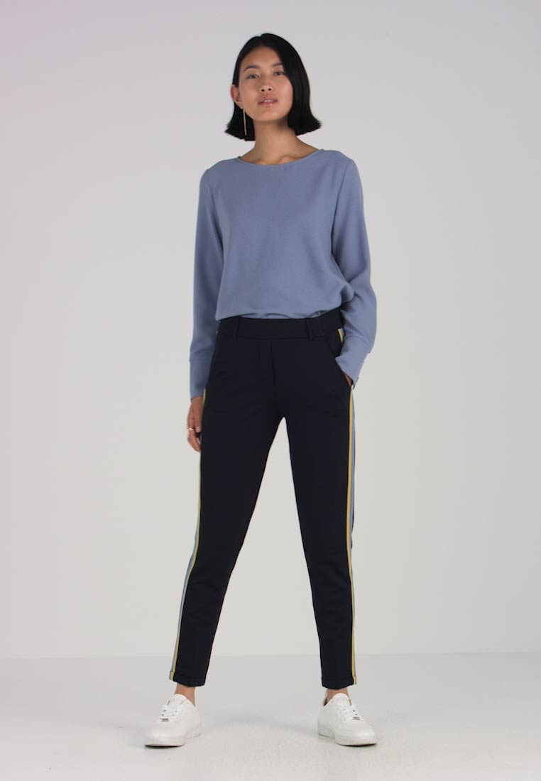 Opus - MADENI GALON - Trousers - simply blue - 1