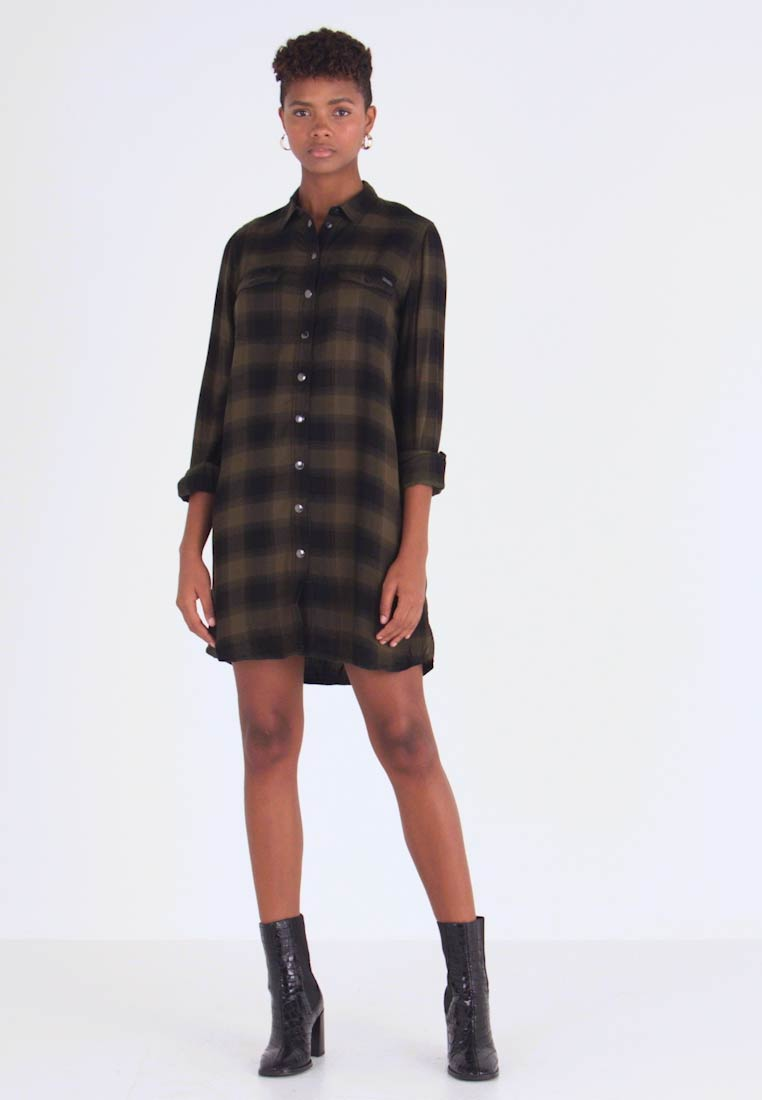 Pepe Jeans - CHELO - Shirt dress - brass - 1