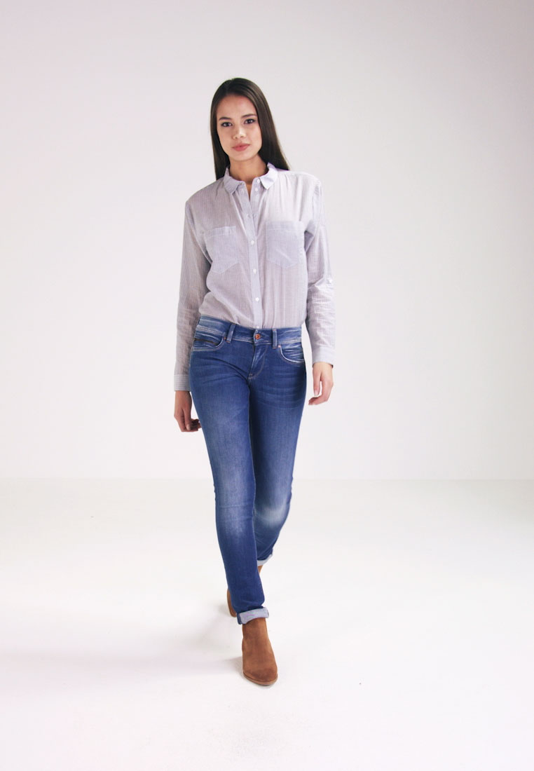 Pepe Jeans - NEW BROOKE - Slim fit jeans - d45 - 1