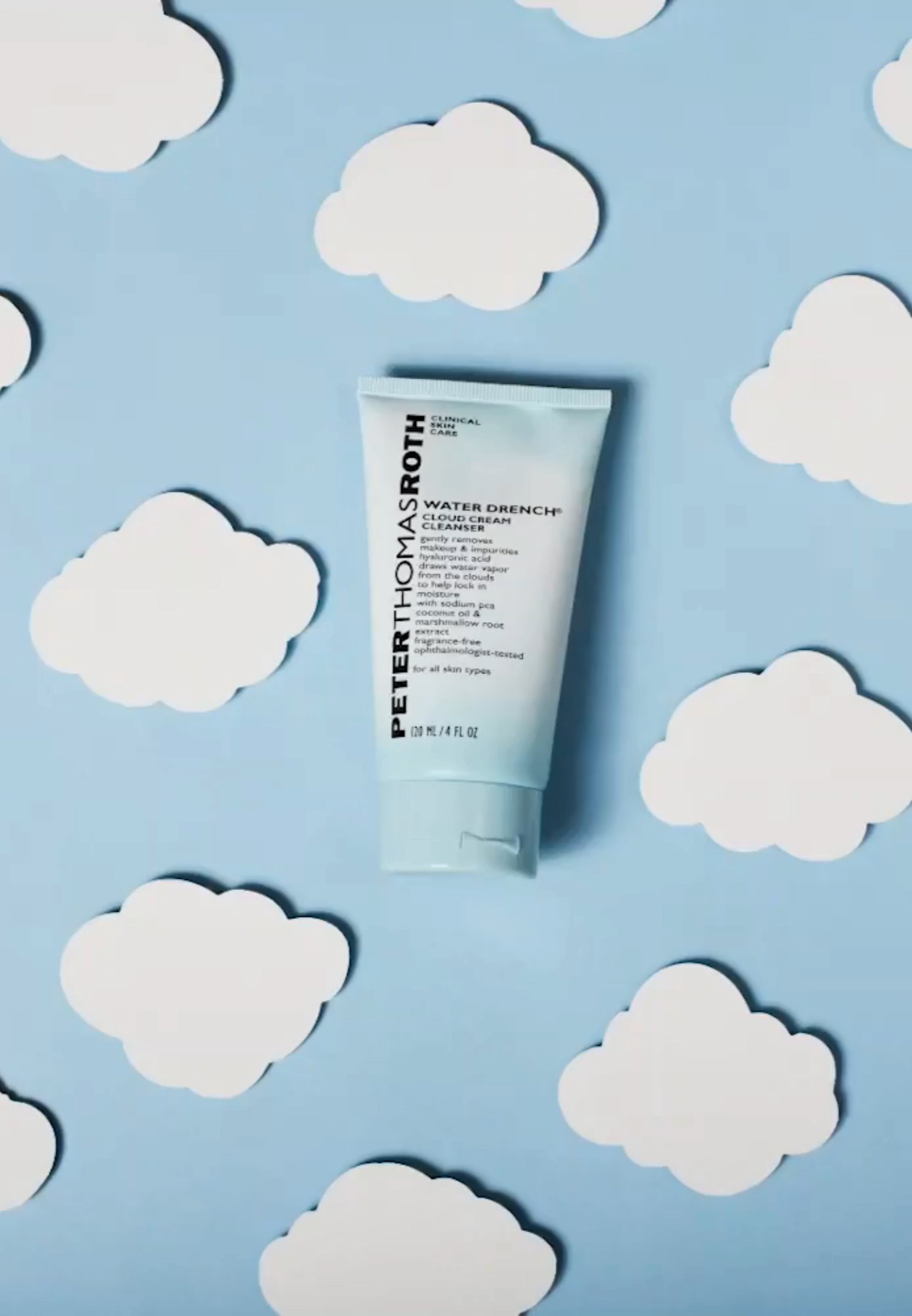 Peter Thomas Roth - WATER DRENCH™ CLOUD CREAM CLEANSER - Cleanser - - - 1