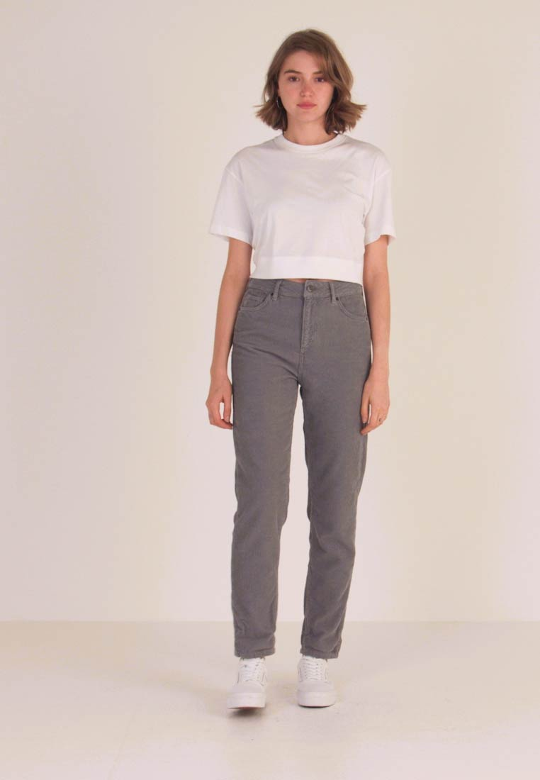 BDG Urban Outfitters - MOM - Tygbyxor - cool grey - 1