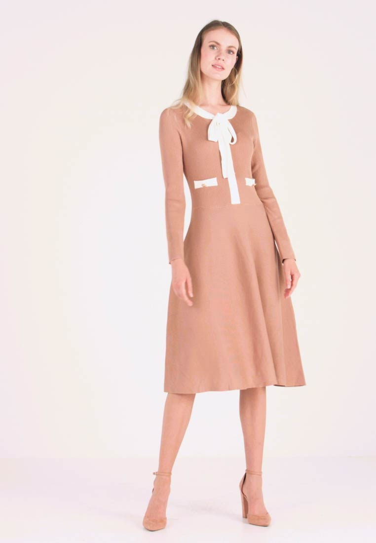 Derhy - NAJA - Jumper dress - beige - 1