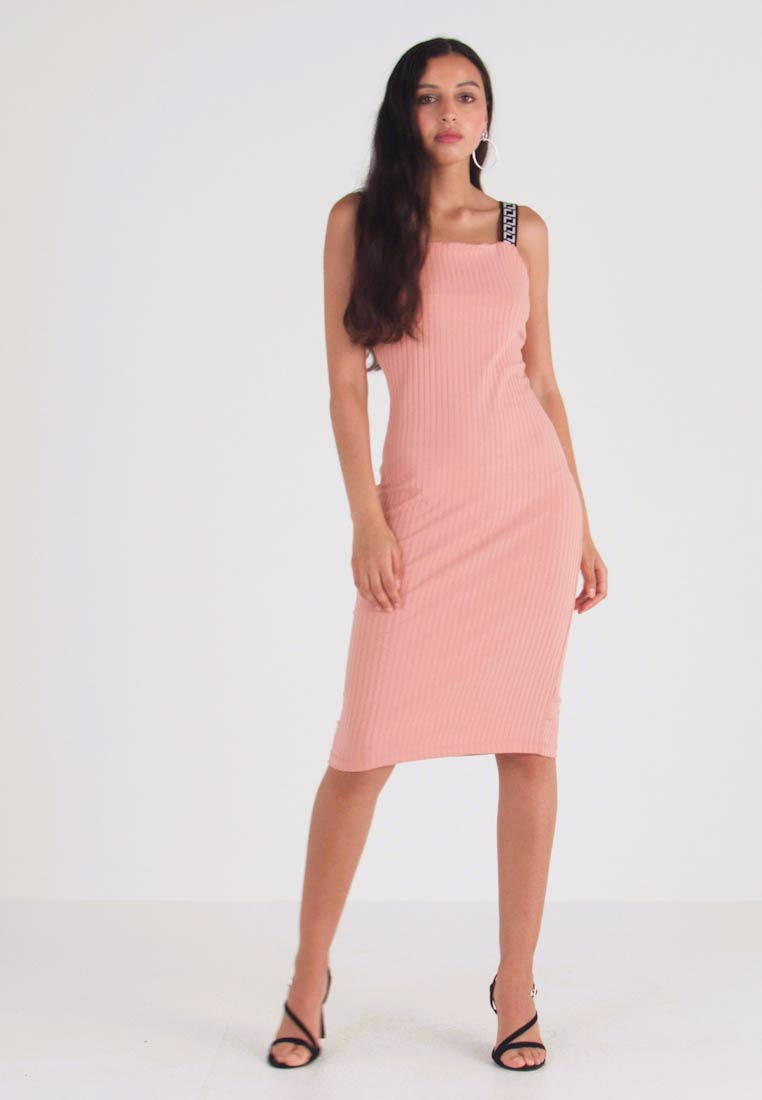 River Island - Shift dress - pale pink - 1