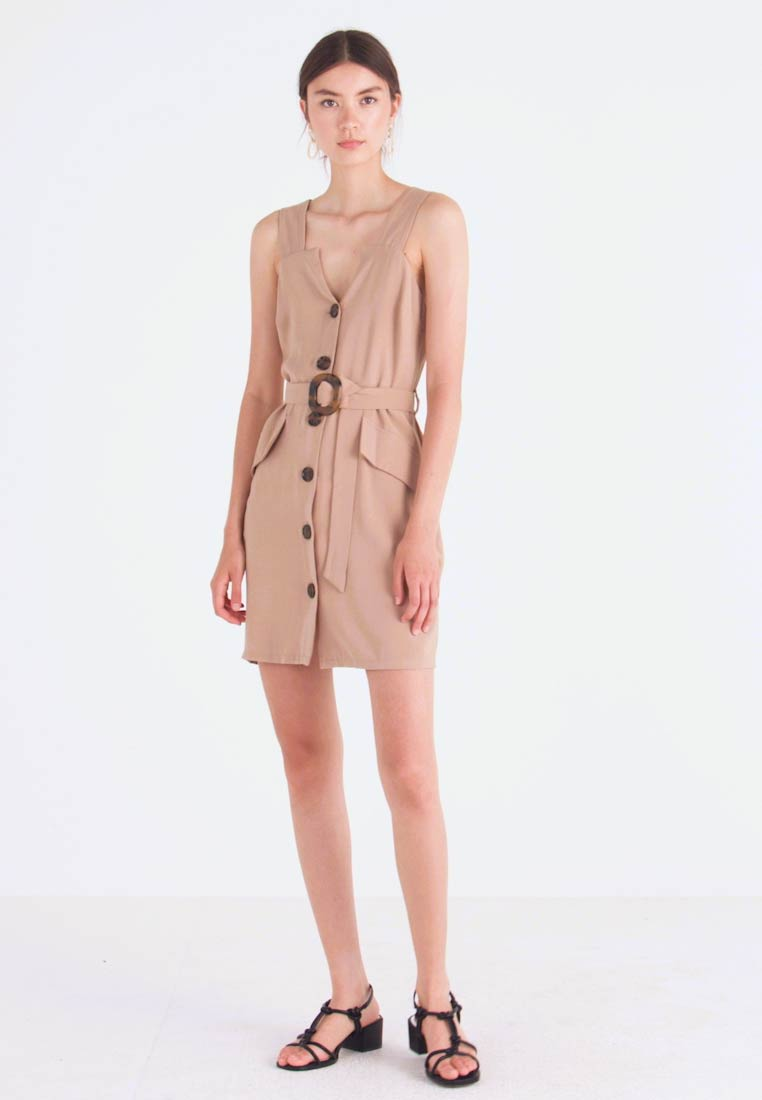 River Island - Day dress - sand - 1
