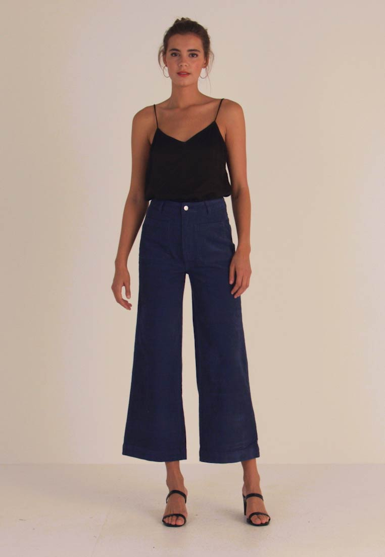 Rolla's - SAILOR PANT - Trousers - french blue - 1