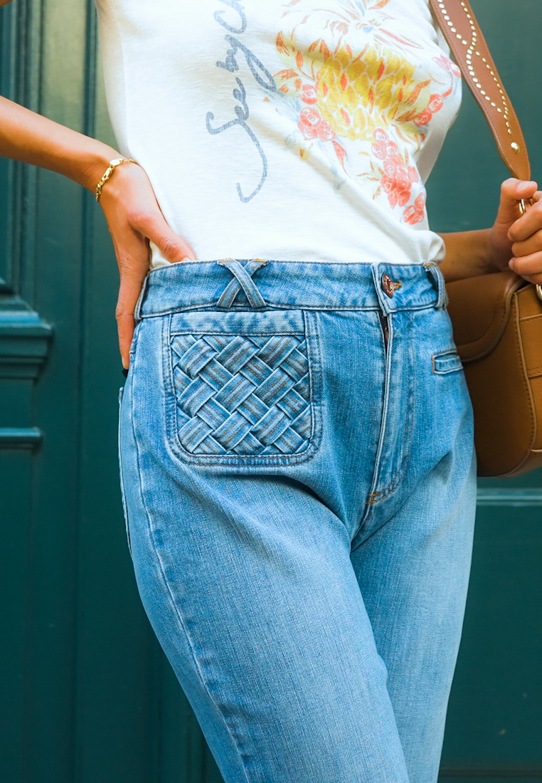 See by Chloé - Flared Jeans - shady cobalt - 1
