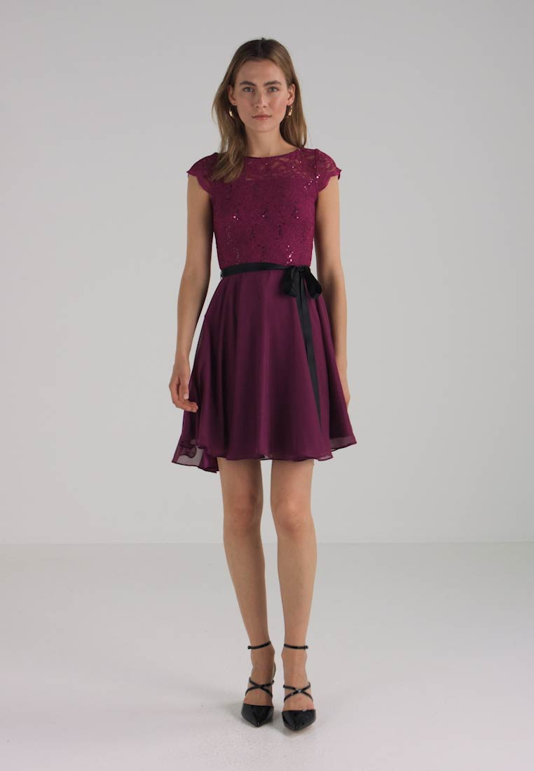 Swing - Cocktail dress / Party dress - lila - 1
