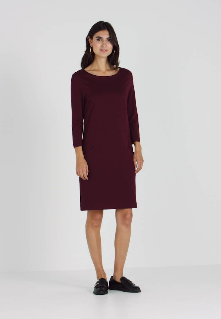 s.Oliver - Jersey dress - red - 1