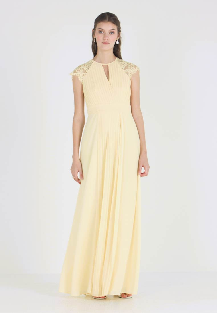 TFNC - NEITH MAXI - Occasion wear - pastel yellow - 1