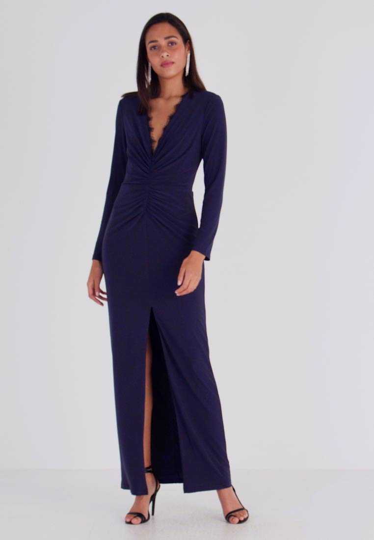 TFNC - IZARO MAXI DRESS - Galajurk - navy - 1