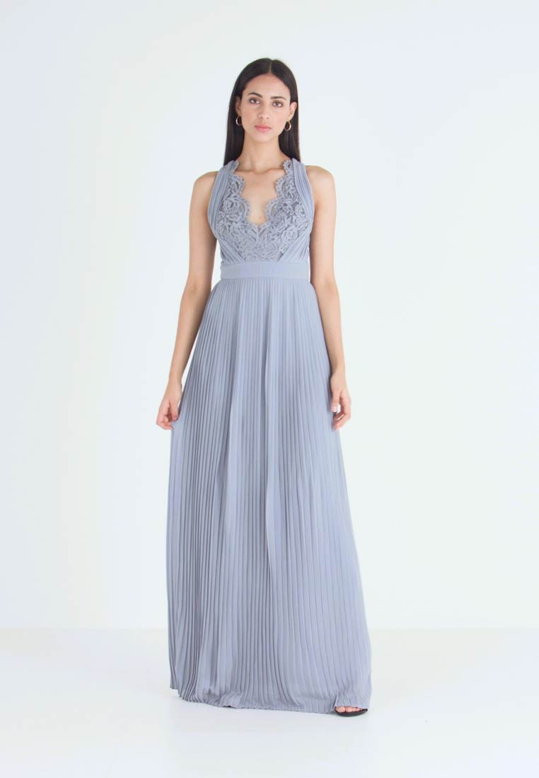 TFNC Tall - MADALINE MAXI - Occasion wear - grey blue - 1