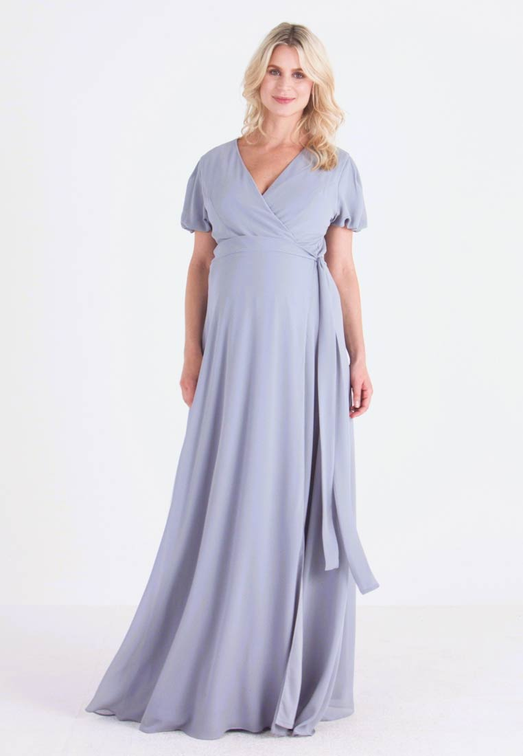 TFNC Maternity - EXCLUSIVE KATIA - Occasion wear - grey blue - 1