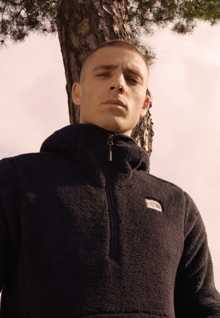 The North Face - CAMPSHIRE HOODIE - Hoodie - black - 1