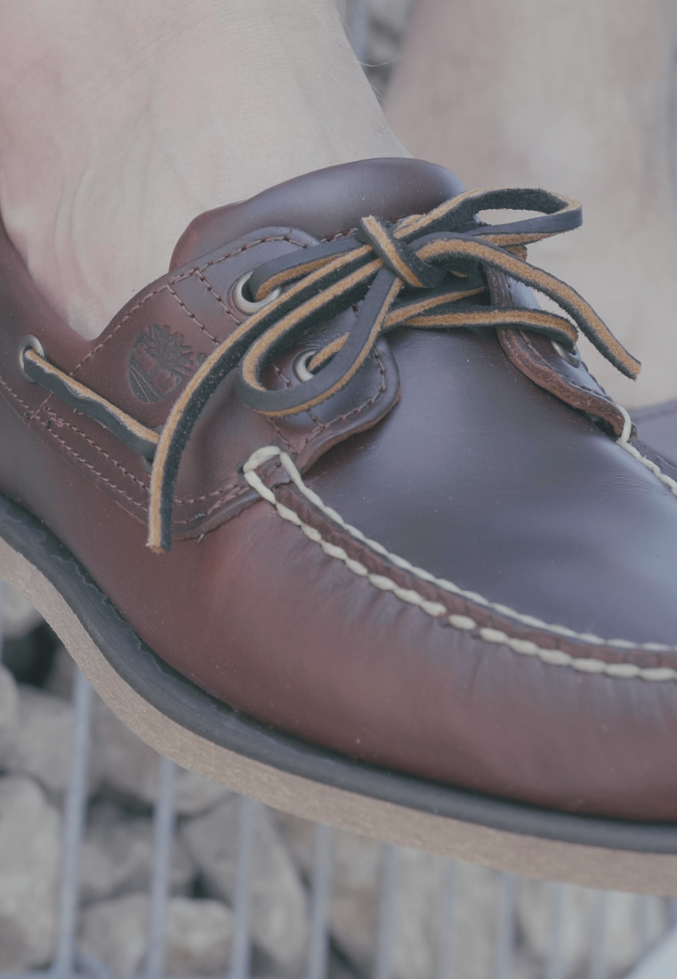 Timberland - Boat shoes - rootbeer - 1