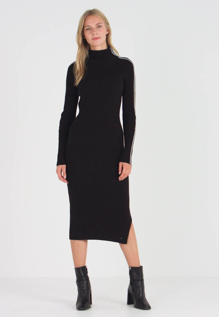 Tommy Hilfiger - CACIE DRESS - Kotelomekko - black - 1