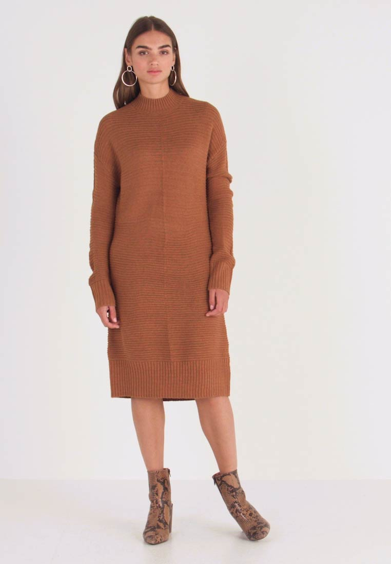 TWINTIP - Jumper dress - light brown - 1