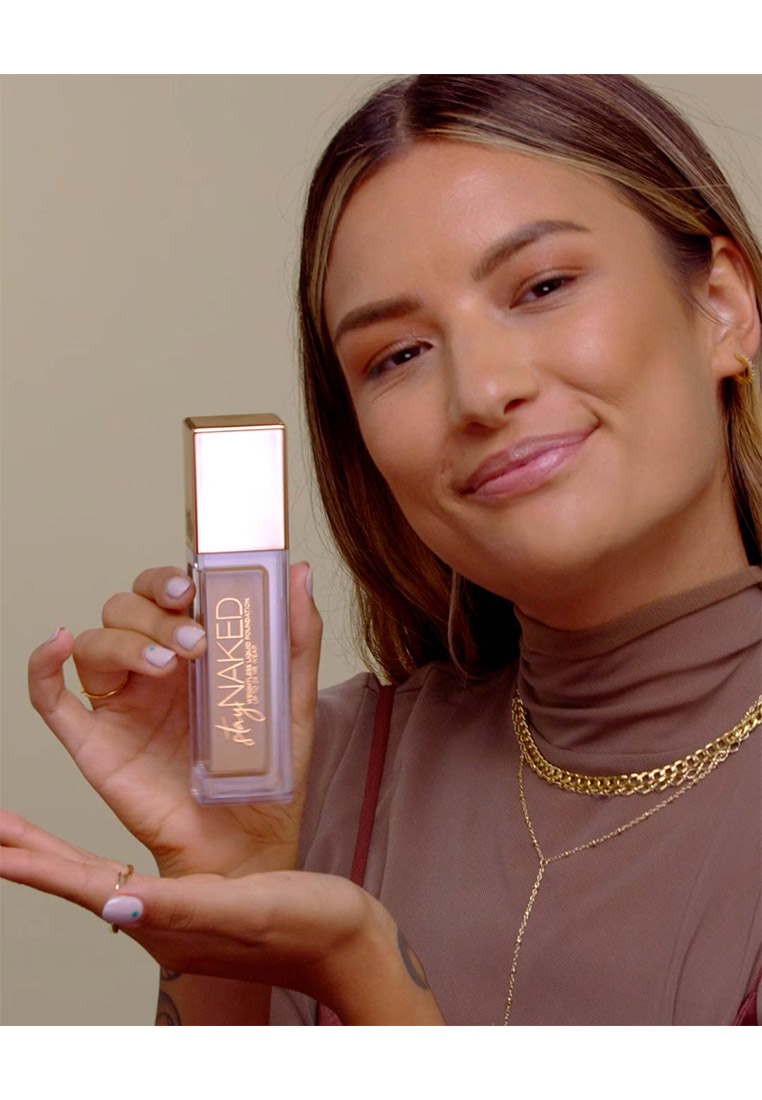 Urban Decay - STAY NAKED LIQUID FOUNDATION - Foundation - 30cp - 1