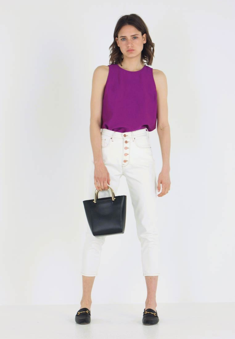 Vince Camuto - TEXTURED SHELL - Bluser - rich magenta - 1