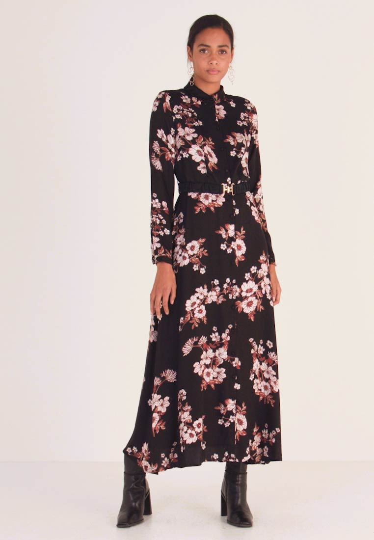 Vero Moda - Maxi dress - black - 1