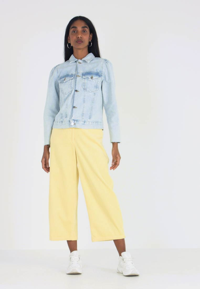 Vero Moda - VMJANIS REGULAR FIT JACKET - Denim jacket - light blue denim - 1