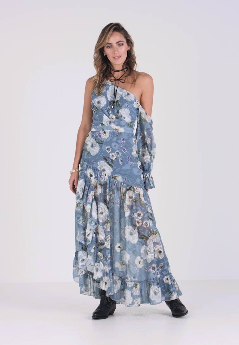 We are Kindred - Robe longue - bleu clair - 1