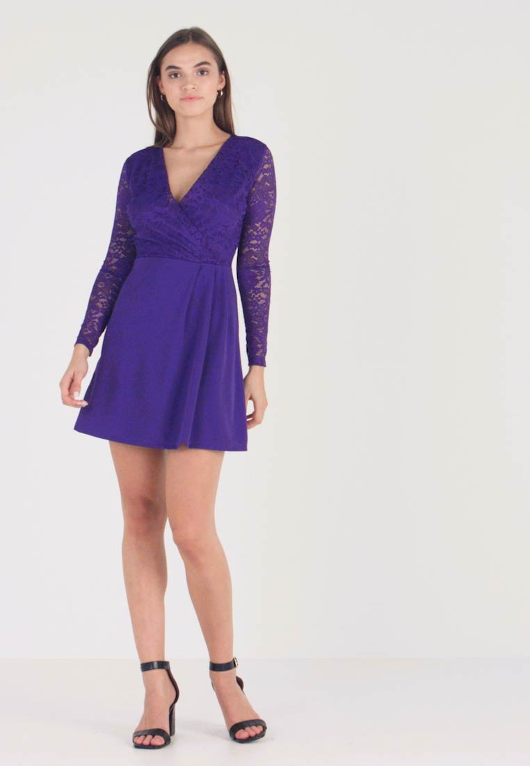 WAL G. - Cocktailkleid/festliches Kleid - purple - 1