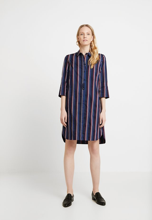DRESS STYLE STRIPED DESSIN - Sukienka koszulowa - combo