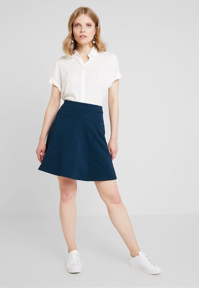 A-snit nederdel/ A-formede nederdele - teal