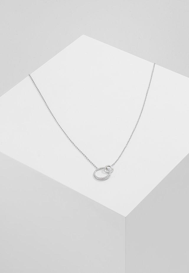 ELIN - Kaulakoru - silver-coloured
