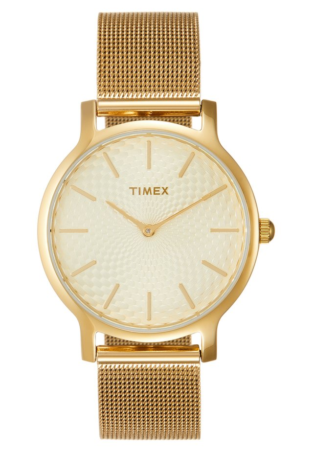 SKYLINE - Horloge - gold-coloured