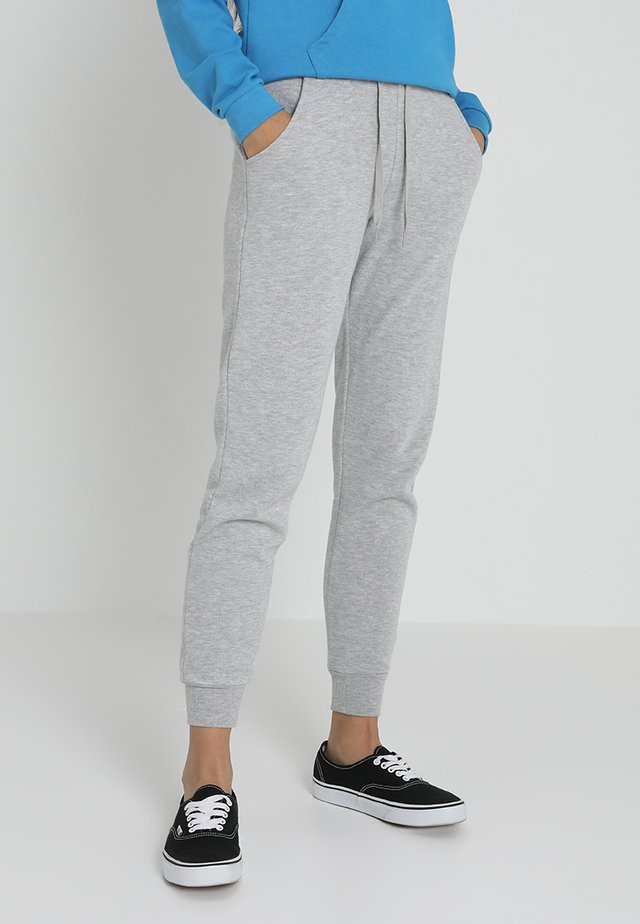 BASIC BASIC , Pantalon de survêtement , grey marl