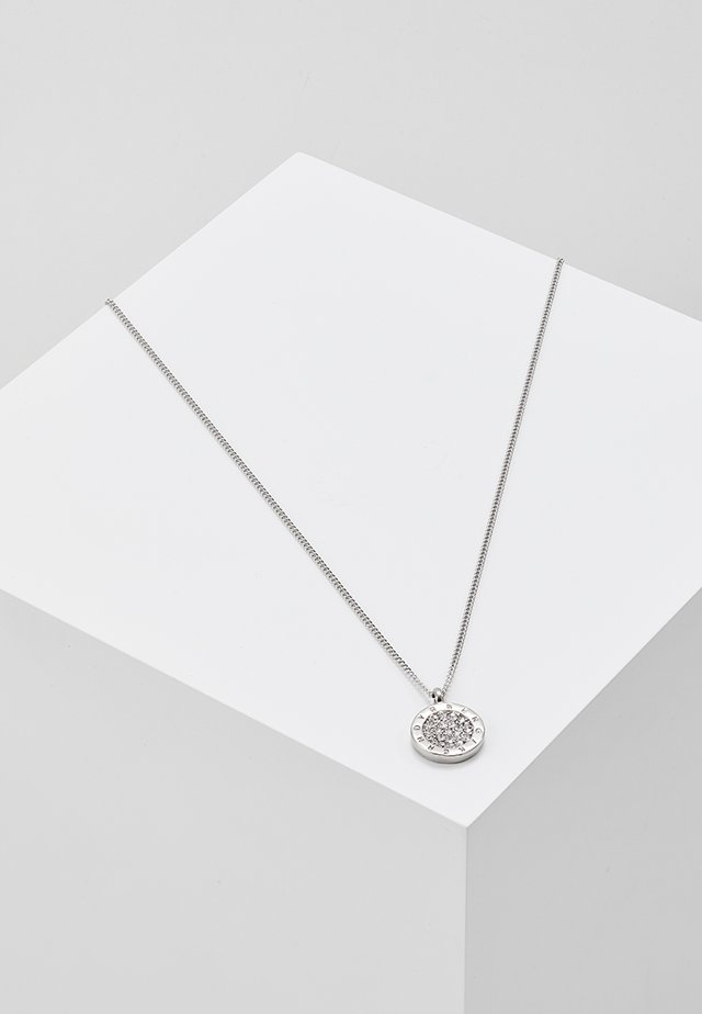 ALIA NECKLACE - Halskæder - silver-coloured
