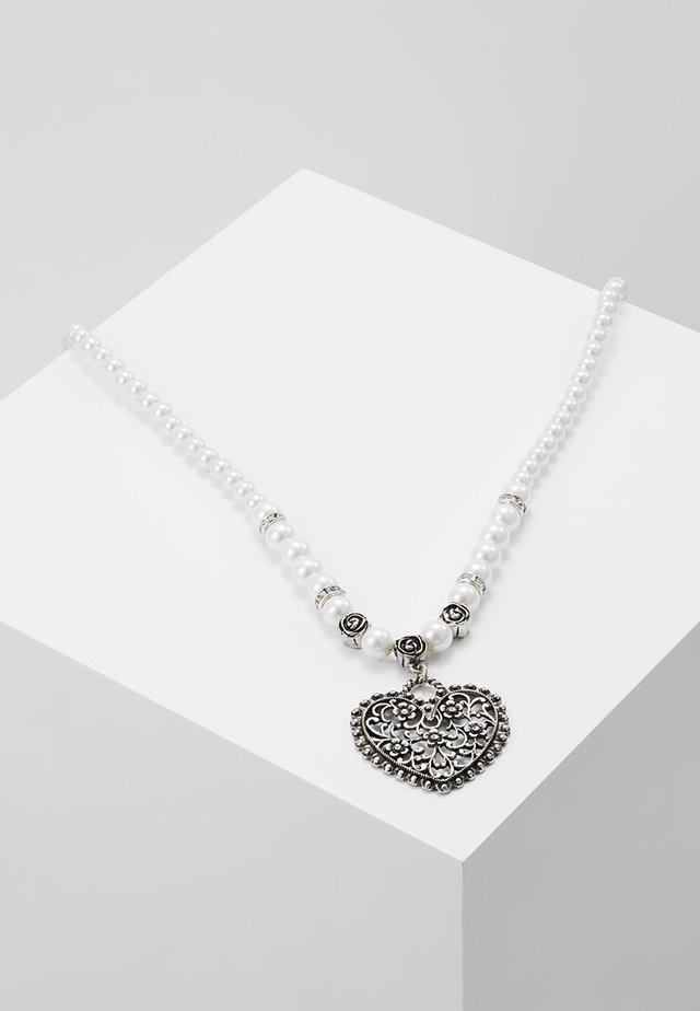 Necklace - cremeweiß