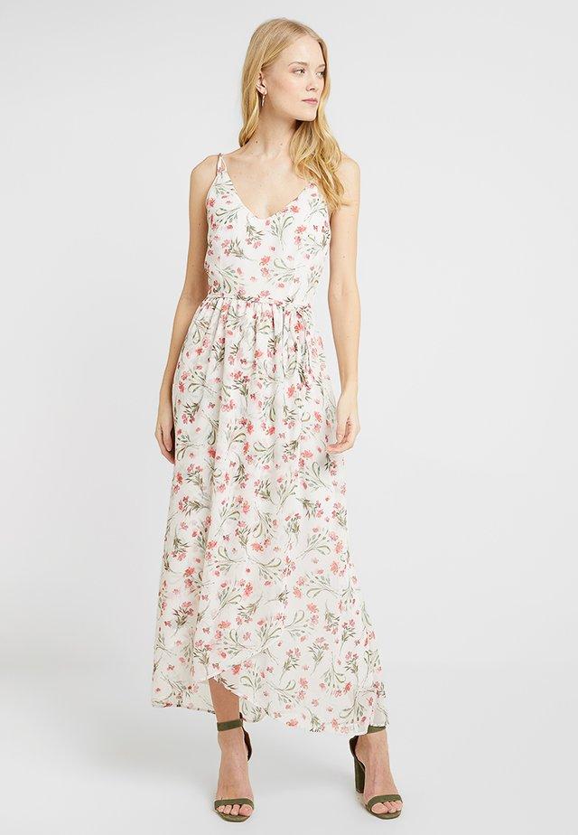 FLUENT GEOR - Maxi dress - off white