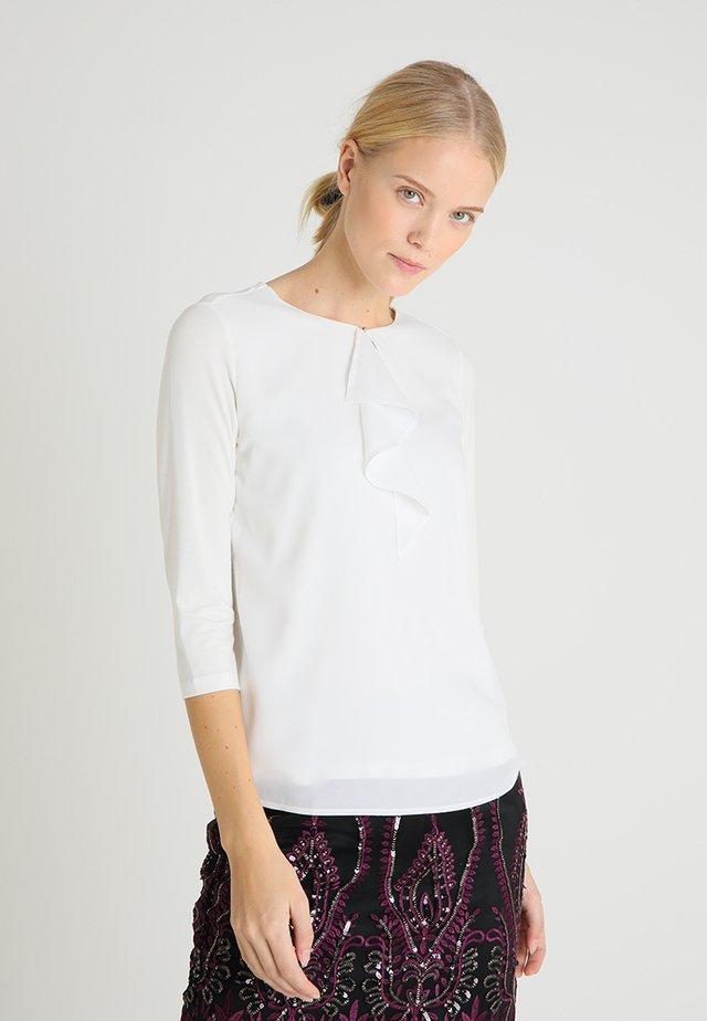 3/4 ARM - Langærmede T-shirts - off-white