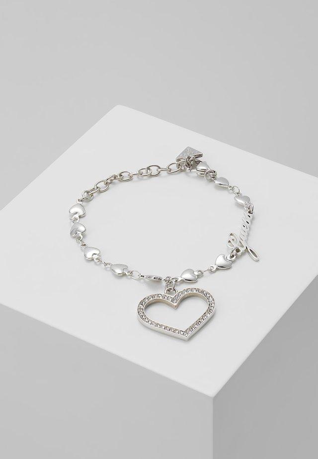 SHINE ON ME - Armband - silver-coloured