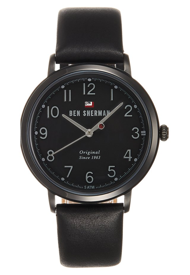 THE DYLAN CASUAL - Orologio - all black