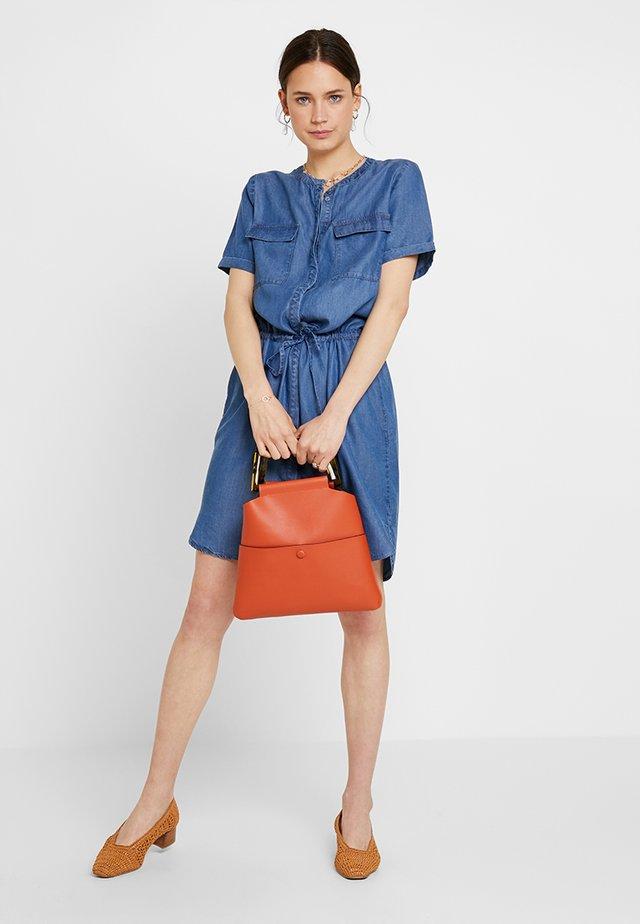 WALIA - Day dress - mid blue wash