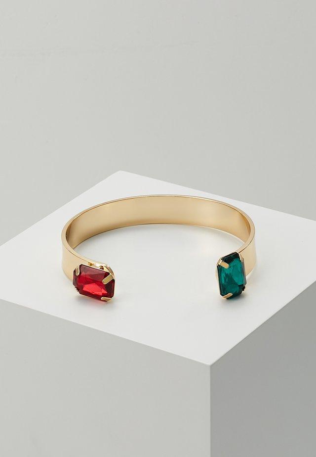 OPEN BANGLE - Bracelet - gold-coloured
