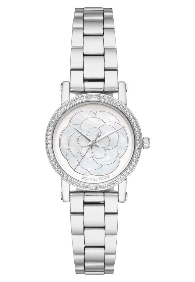 NORIE - Uhr - silver-coloured