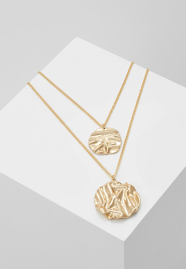 LAYLA NECKLACE - Halskette - gold-coloured