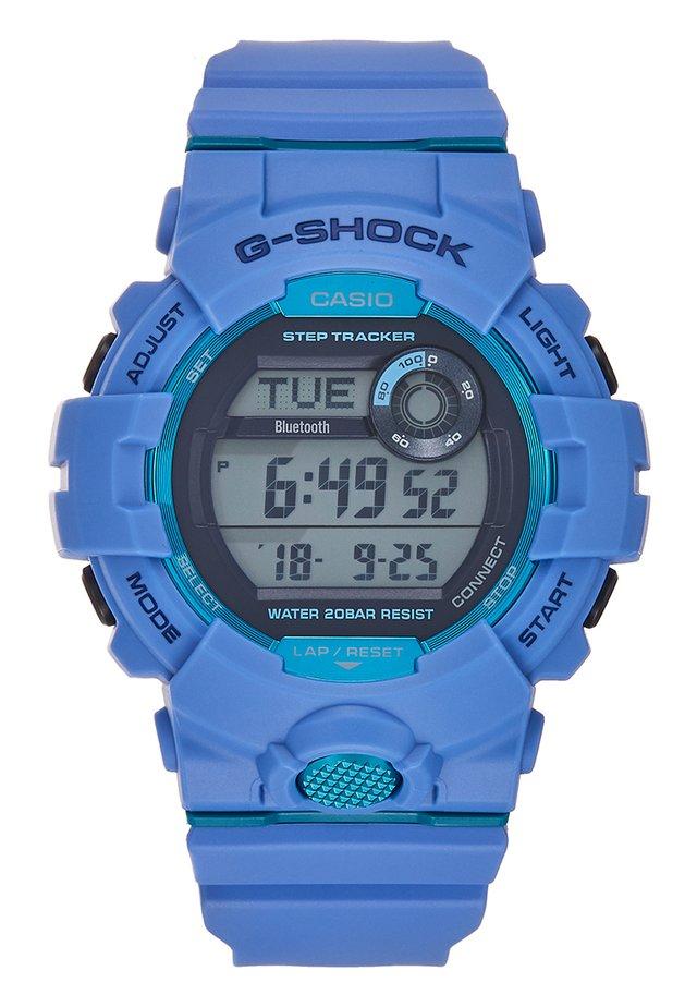 Digital watch - blau