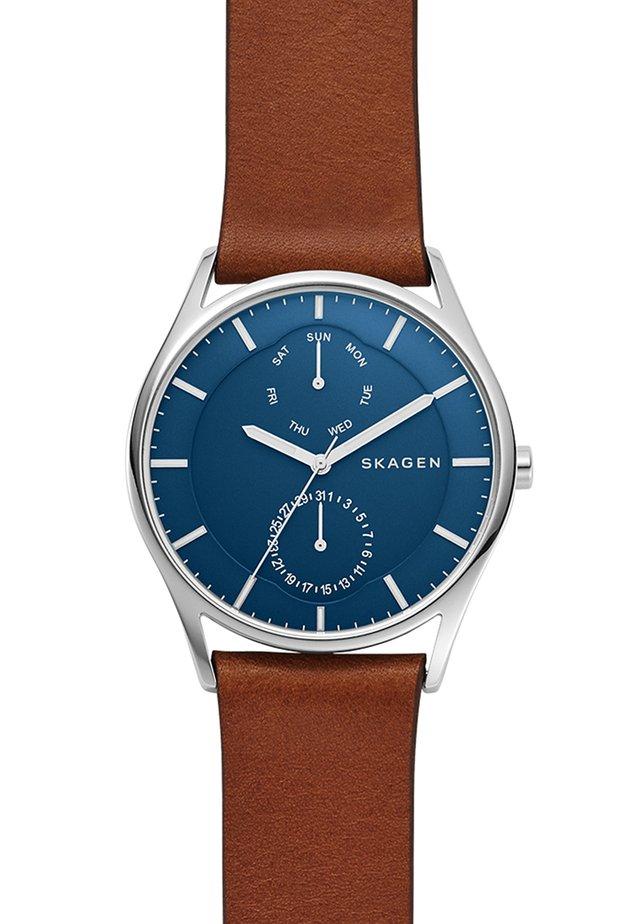HOLST - Horloge - braun