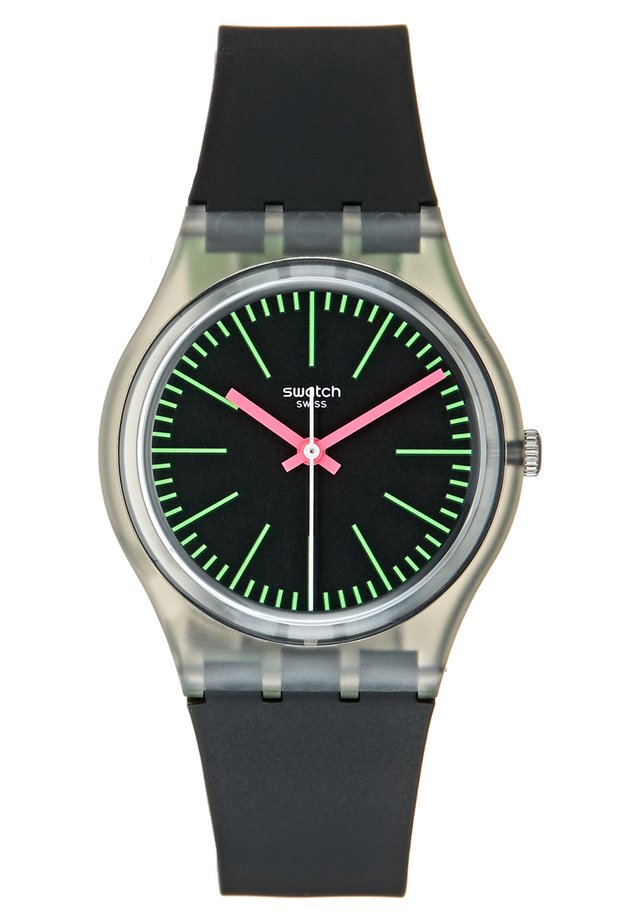 FLUO LOOPY - Montre - black