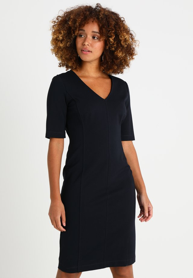 Robe fourreau - dark blue
