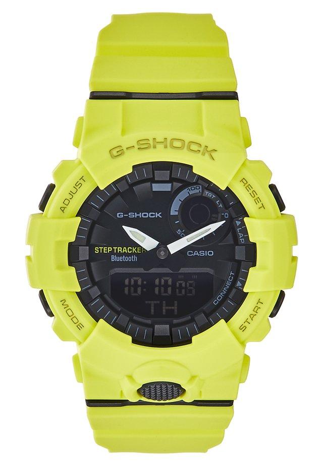 Smartwatch - neon yellow
